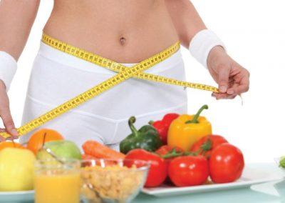 كيف تنزل من وزنك بدون نظام غذائي