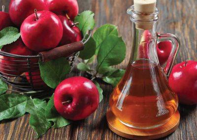فوائد خل التفاح في خسارة الوزن
