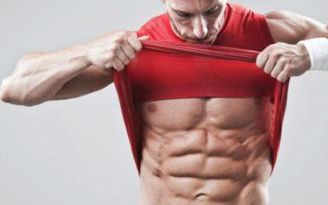 هل عضلات البطن تصنع في المطبخ ؟