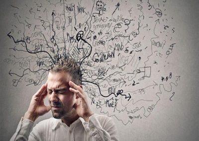 التوتر النفسي وتأثيره على البناء العضلي وجهاز المناعة