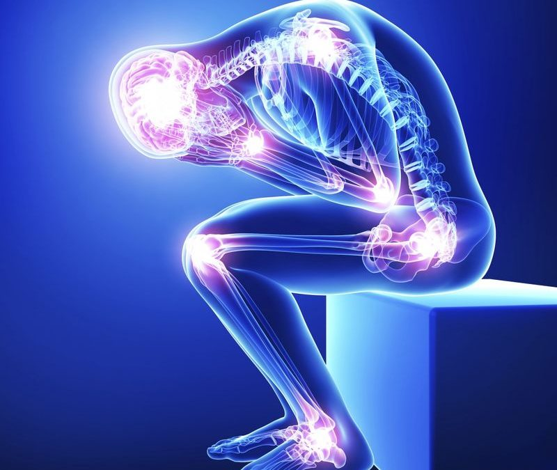 الألم ما هو ولماذا نشعر به وماذا يحصل عندما نشعر به