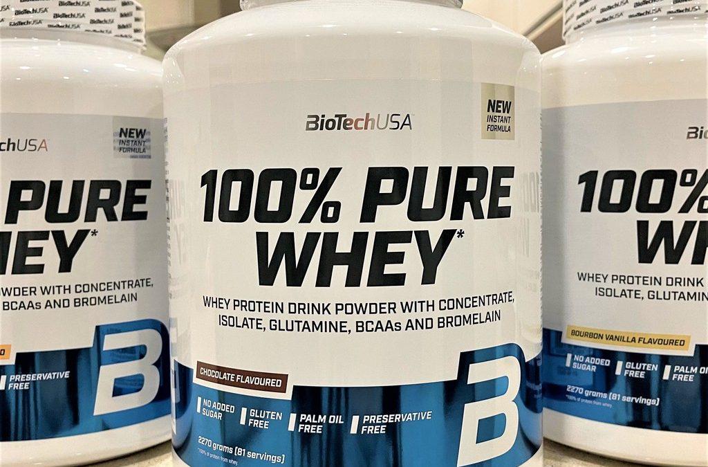 افضل واي بروتين